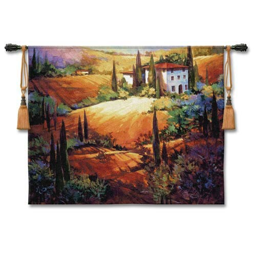 Morning Light Woven Wall Tapestry