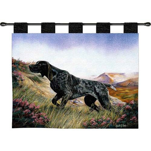 Pure Country Weavers German Shorthaired Pointer Wall Tapestry