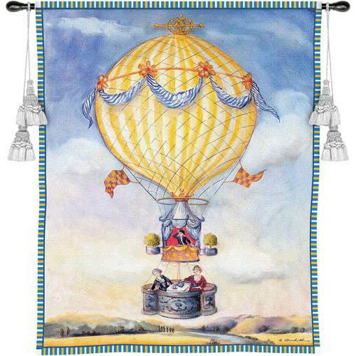 Pure Country Weavers High Tea Wall Tapestry