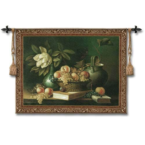 Vianchies Grapes Large Woven Wall Tapestry
