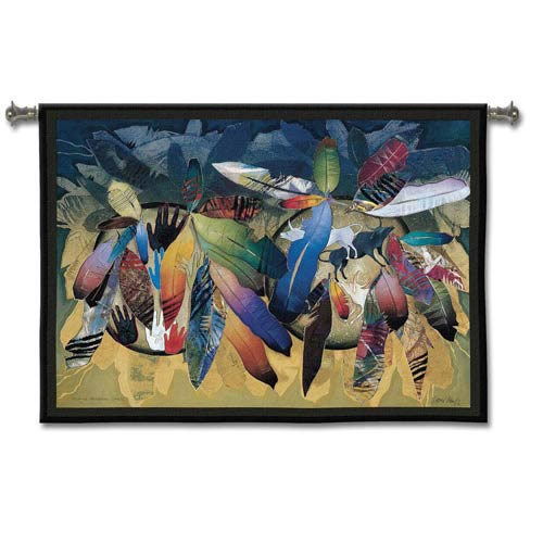 Valiance Woven Wall Tapestry