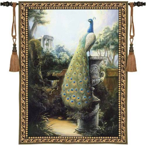 Luogo Tranquillo Tapestry Wall Hanging