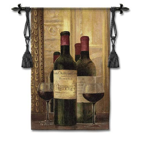 Pomerol Woven Wall Tapestry