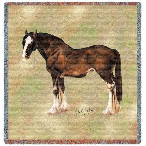Clydesdale Lap Square
