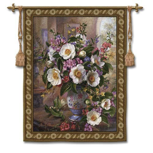 Whimsy Woven Wall Tapestry