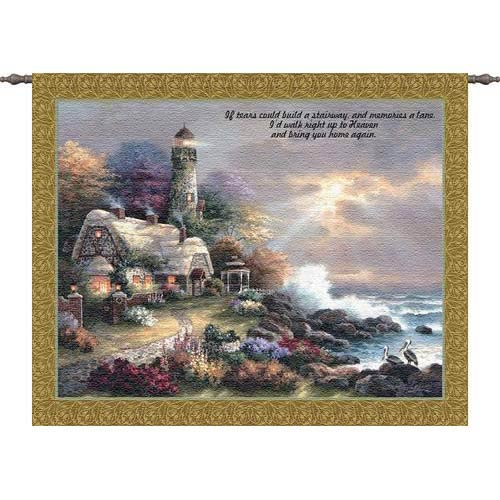 Pure Country Weavers Heavens Light Wall Tapestry