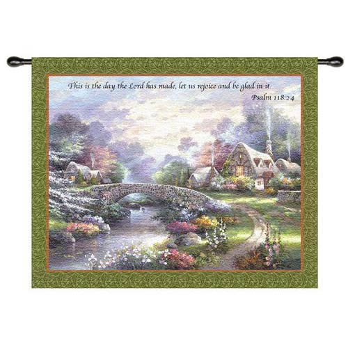 Pure Country Weavers Springtime Glory Wall Tapestry