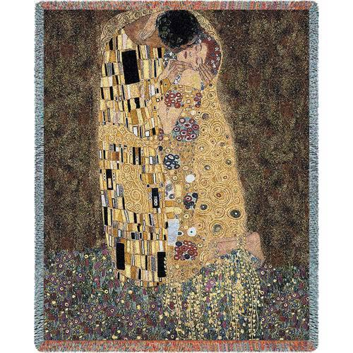 Kiss (The) Tapestry Throw