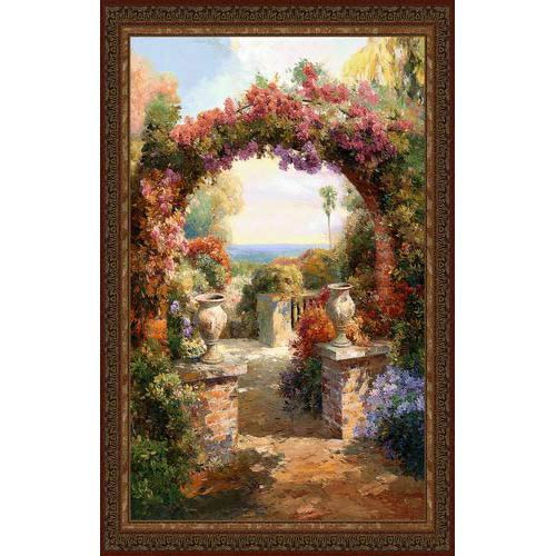 Arch Tapestry Wall Hanging
