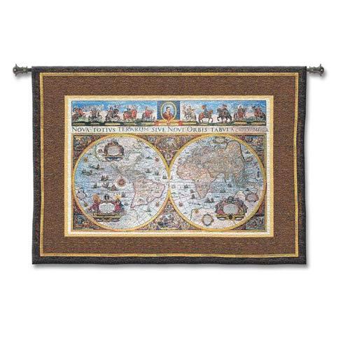 Nova Terarum Orbis Woven Wall Tapestry