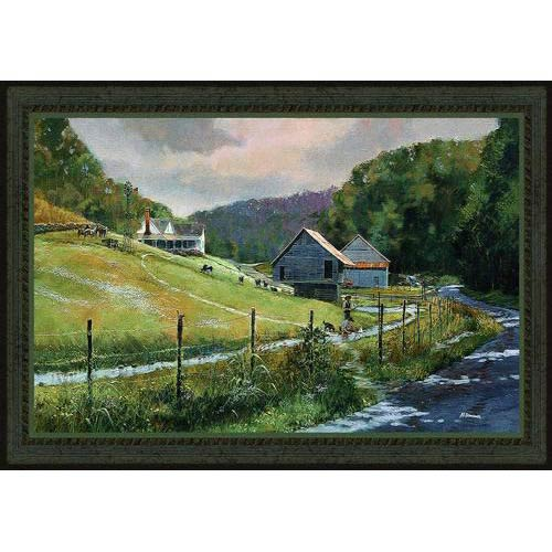 Summer Memories Small Wall Tapestry