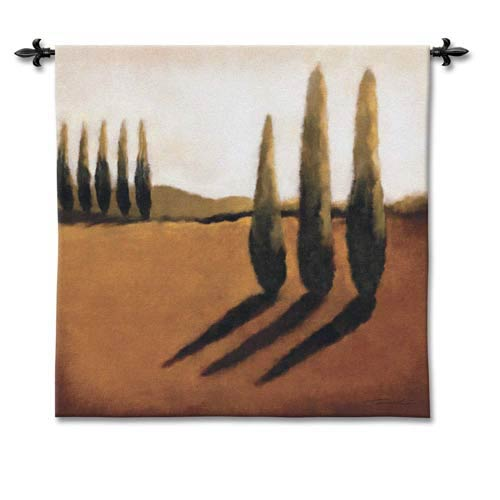 Memories Of Tuscany I Woven Wall Tapestry