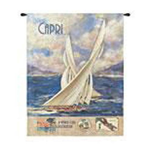 Capri Tapestry Wall Hanging