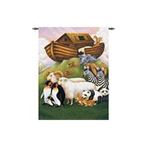Pure Country Weavers Exiting The Ark Wall Tapestry