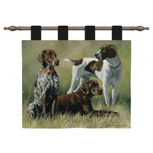Pure Country Weavers Variations On A Breed Wall Tapestry