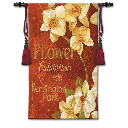 Kensington Exhibition Woven Wall Tapestry
