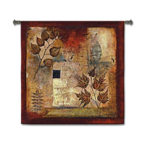 Ephemeral Woven Wall Tapestry