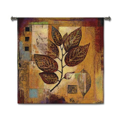 Modernist Woven Wall Tapestry