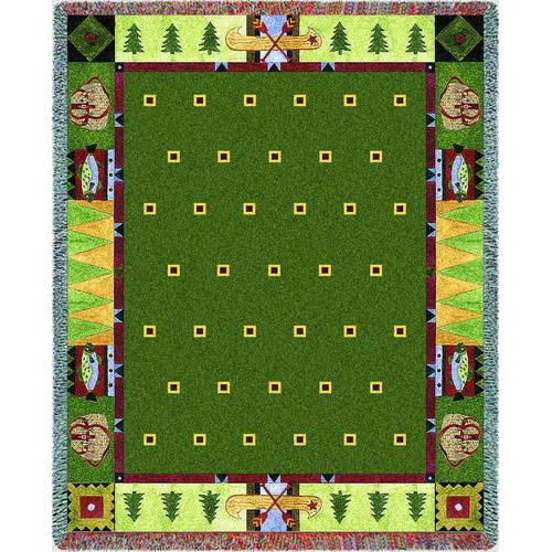 Lodge Creek Throw