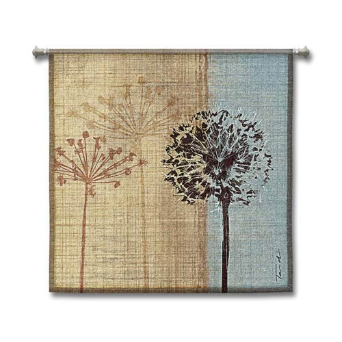 In The Breeze Woven Wall Tapestry