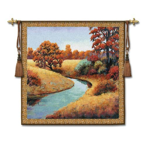 Calm Woven Wall Tapestry