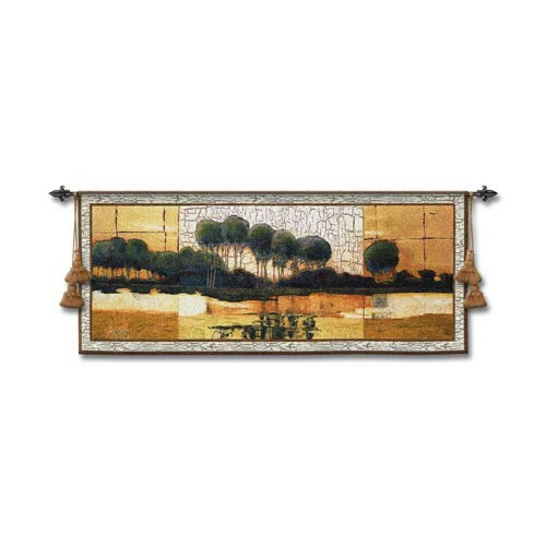 Southern Sunrise Woven Wall Tapestry