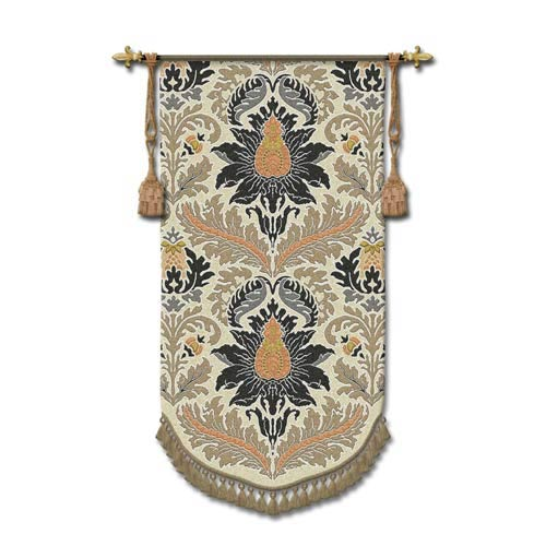 Silk Road Woven Wall Tapestry