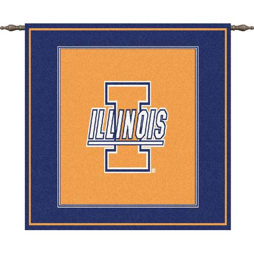 University of Illinois Wall Tapestry