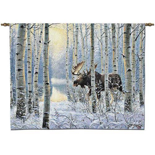 On The Move Wall Tapestry