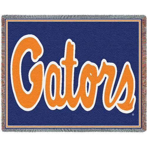 Univ of Florida Gator Throw