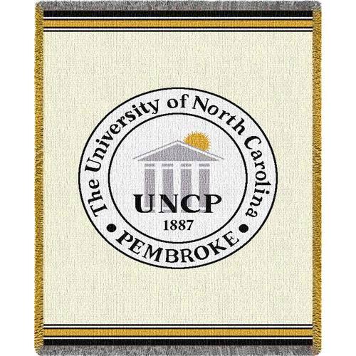 Univ of North Carolina Pembroke Throw