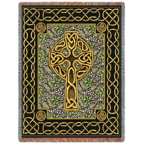 Celtic Cross Throw