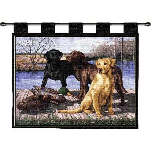 Pure Country Weavers The Board Meeting Wall Tapestry