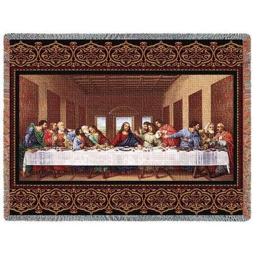 The Last Supper Throw