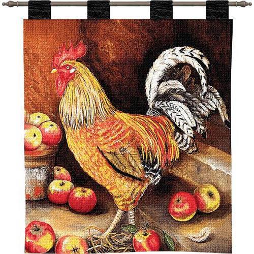 English Cockerel Wall Tapestry