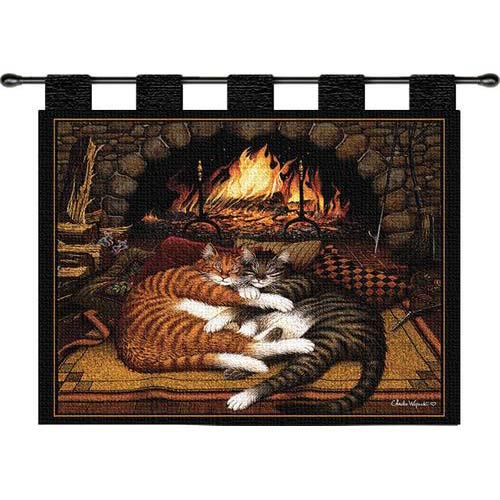 Pure Country Weavers All Burned Out Wall Tapestry