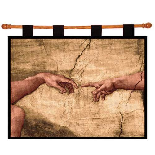 Pure Country Weavers Creation Adam Wall Tapestry
