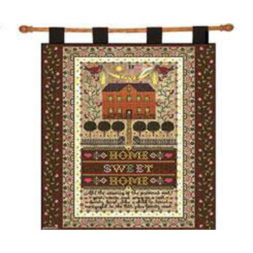 Pure Country Weavers Home Sweet Home Wall Tapestry