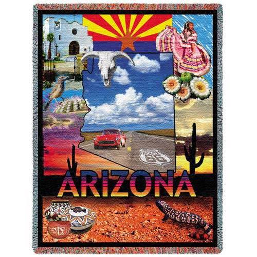 Arizona Throw