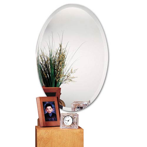 24 x 36-Inch Uniform Mirror