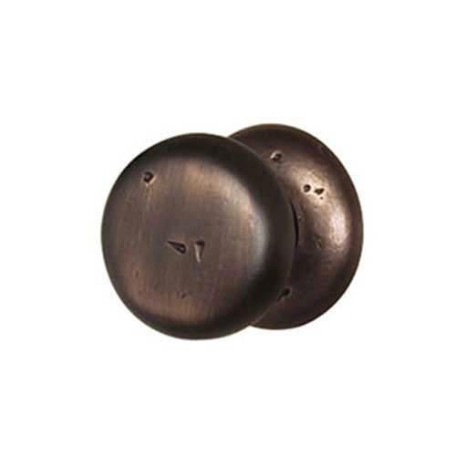 Sierra Rust Bronze Knob