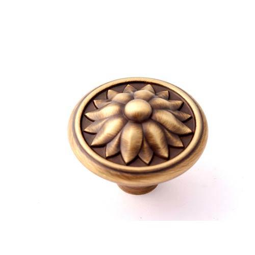 Fiore Antique English 1 1/2-Inch Knob