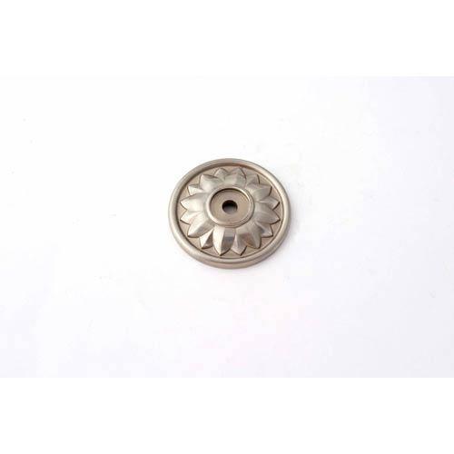 Fiore Satin Nickel 1 5/8-Inch Rosette