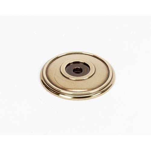 Alno, Inc. Polished Antique Brass 1 3/8-Inch Rosette