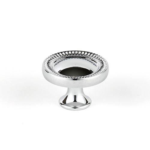 Regal Polished Chrome 1 1/4-Inch Knob