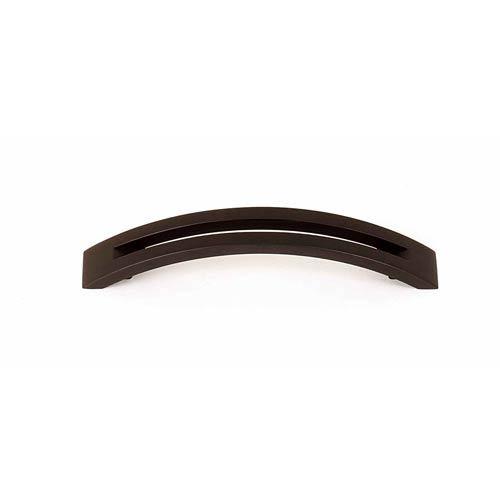 Split Top Chocolate Bronze 4-Inch Pull