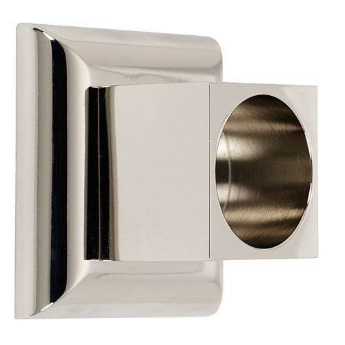Manhattan Polished Nickel Shower Rod Brackets Sold In Pairs