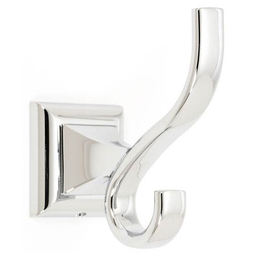 Manhattan Polished Chrome Robe Hook