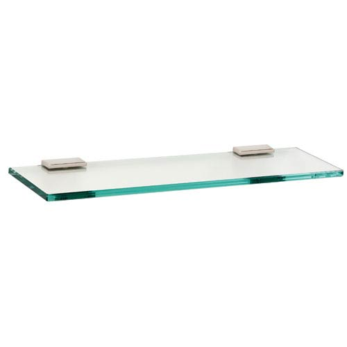 Polished Nickel Bathroom Shelf | Bellacor