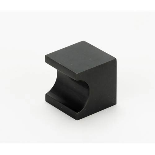 Contemporary II Bronze 25.4 mm Square Knob